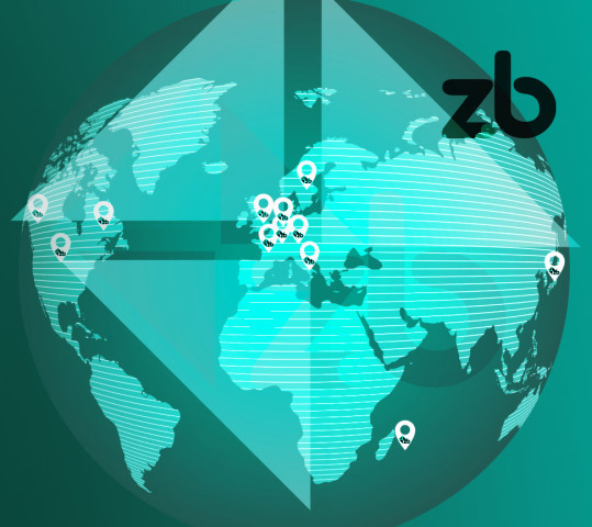 zb in the world