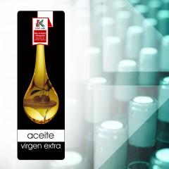 Huile d'olive Eusko Label