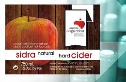 Cider with Designation of Origin Euskal Sagardoa