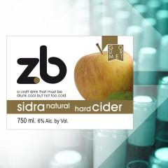 Sidra ZB Edición Gourmet