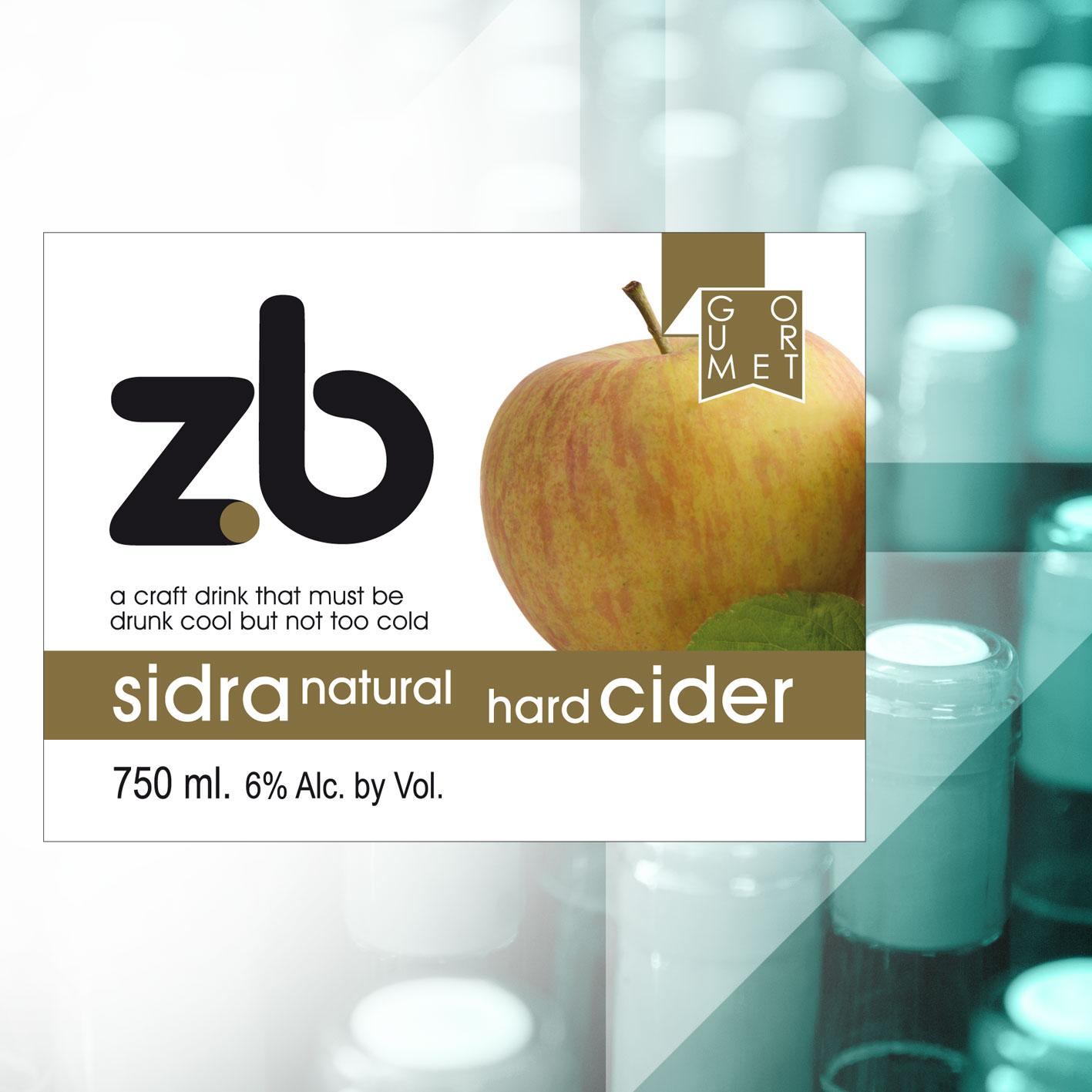 Cidre ZB Édition Gourmet