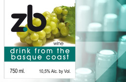 ZB Wine from the Basque Coast